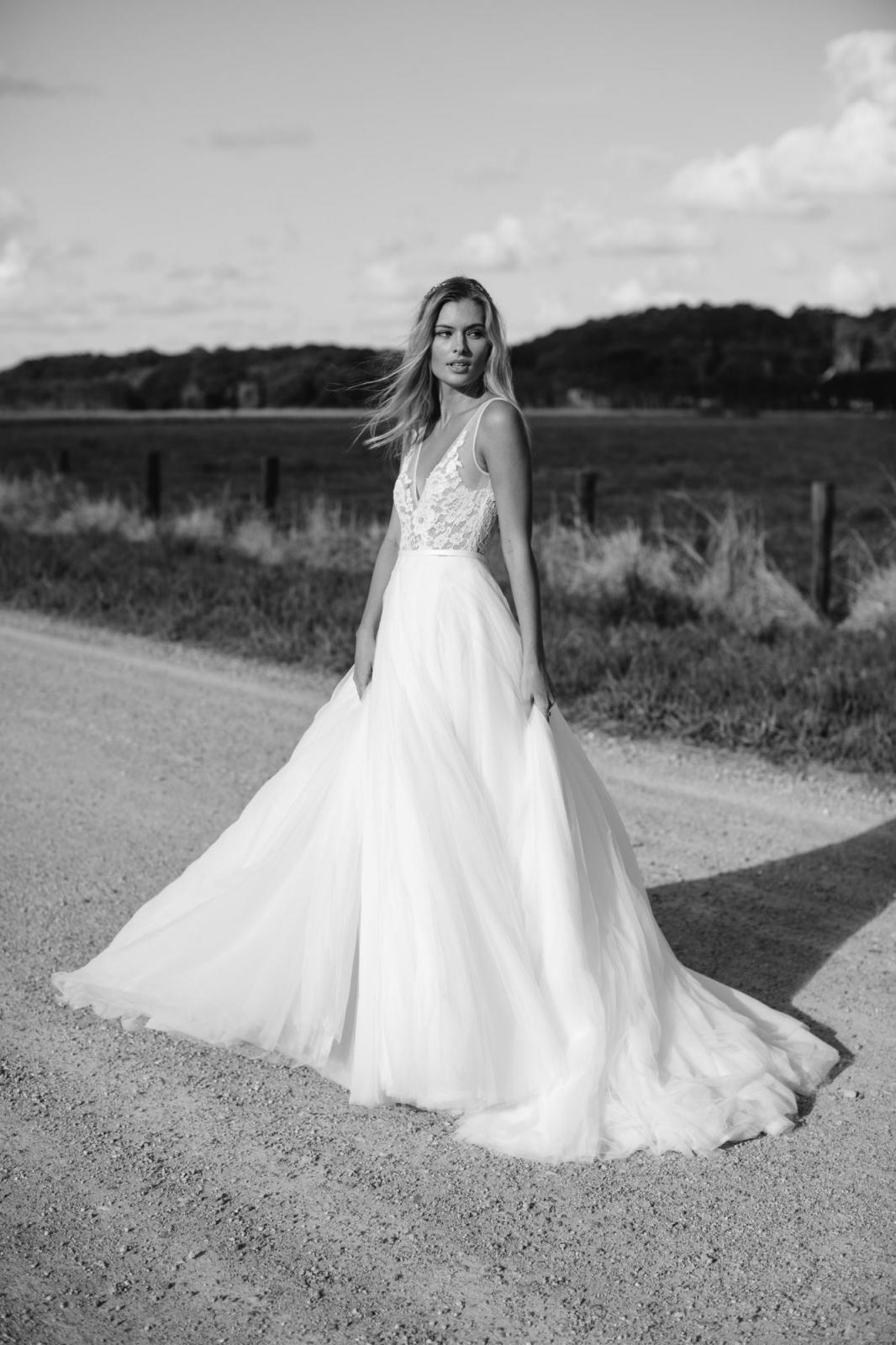 7e93b9c5234a Willow - Made With Love, Unique Bridal