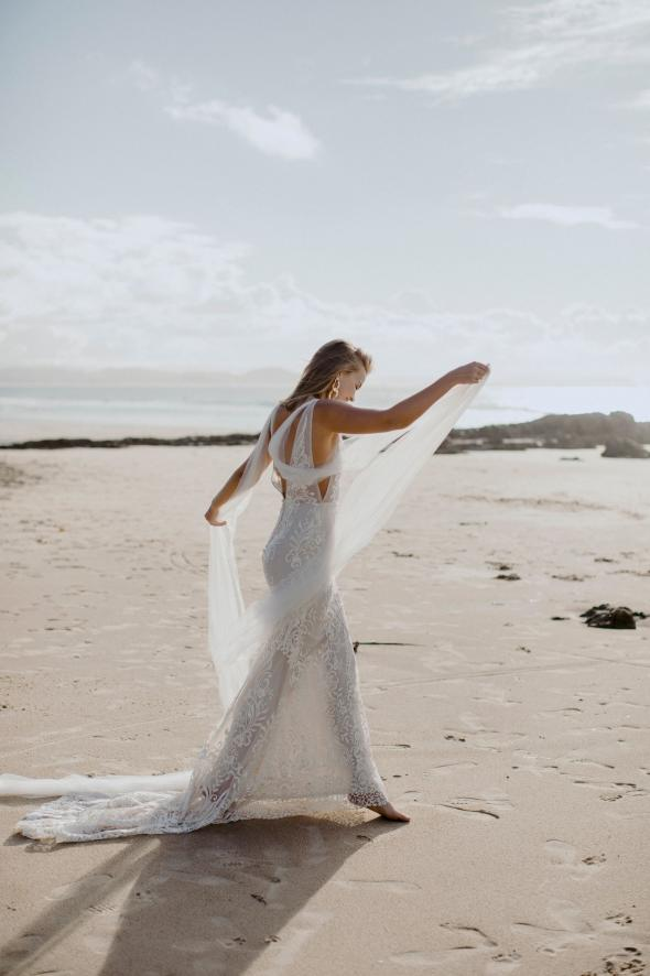 Detachable Tulle Wings